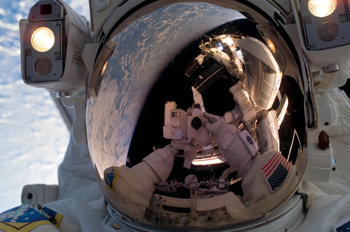 Fotó: Stephen K. Robinson/NASA