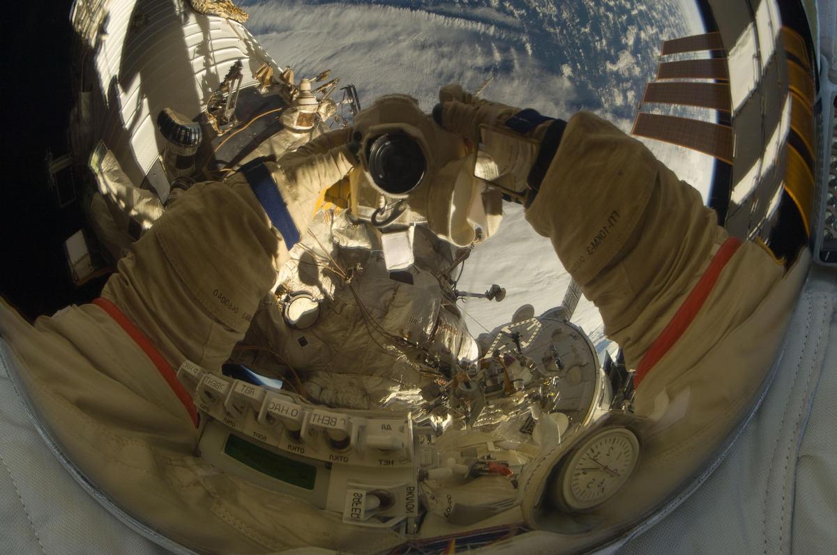 Fotó: Oleg Kotov/NASA
