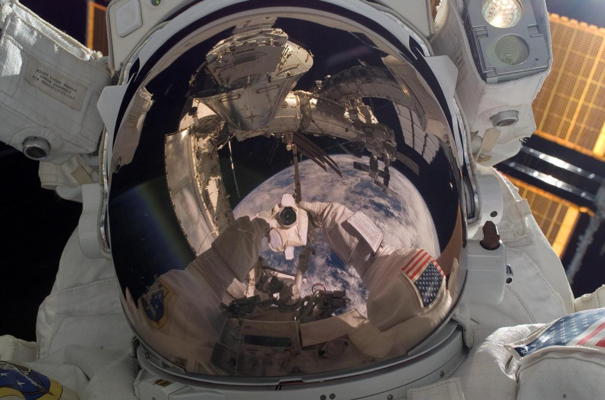Fotó: Robert L. Behnken/NASA