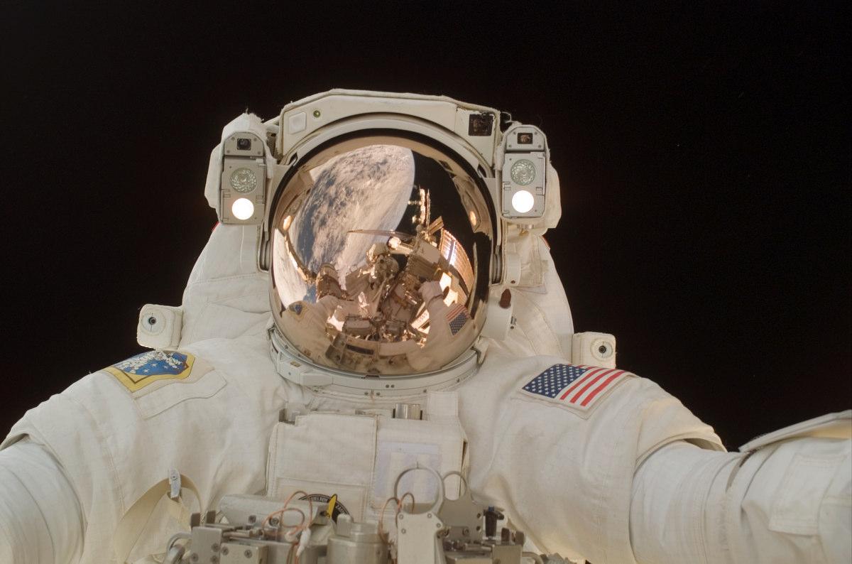 Fotó: Scott Parazynski/NASA