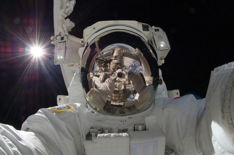 Fotó: Aki Hoshide/NASA