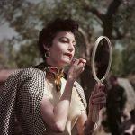 Sosem látott színes fotók Robert Capától<br>már ő is aktívan használta a Kodachrome-ot