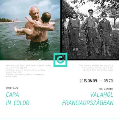 Capa in Color és Valahol FranciaországbanRészletekért katt a képre!