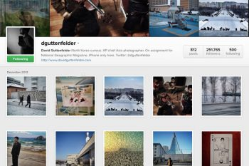 David Guttenfelder/AP/Instagram @dguttenfelder