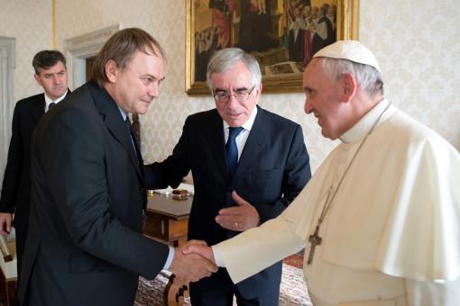 Fotó: L'Osservatore Romano/Time