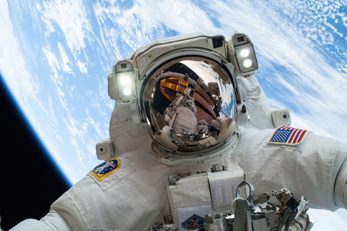 Rick Mastracchio/NASA