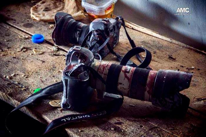 Fotó: Aleppo Media Centre