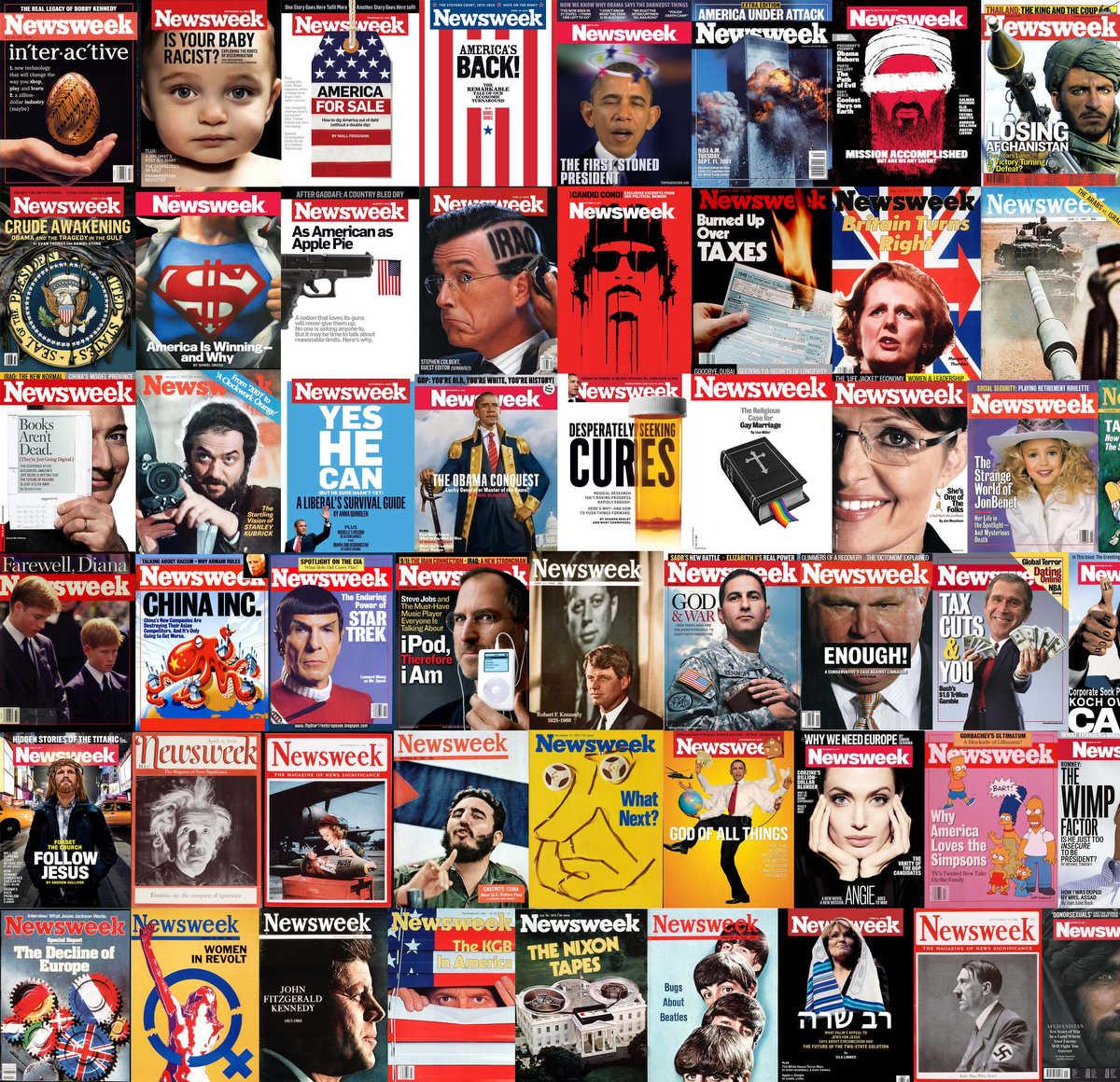 Newsweek címlapok