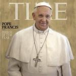Címlapfreskó: Ferenc Pápa a Time év embere