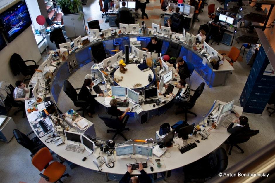 Katt és olvass róla, hogyan dolgoznak a RIA Novosti munkatársai! - Fotó: Anton Bendarjevskiy/Kitekintő