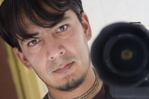 Narciso Contreras önarcképe