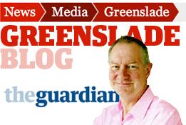 Greenslade a Guardian médiamegmondója