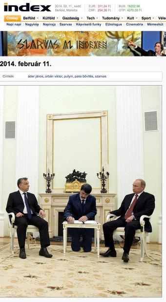 Eredeti fotók: Koszticsák Szilárd/MT és Beliczay László/MTI Szerkesztés: Szarvas/Index