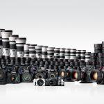 70 millió EOS DSLR gearporn háttérképekkel