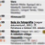 Száz év fotográfia – dokumentumfilm a Dunán