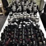 Felszerelés frissítés a Getty Images fotósainál
