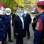 Népművészet lett a rendőr arctanalítás (frissítve)
