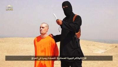 James Foley kivégzéseForrás: ISIS