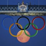 Így készült az Olimpia telihold fotója