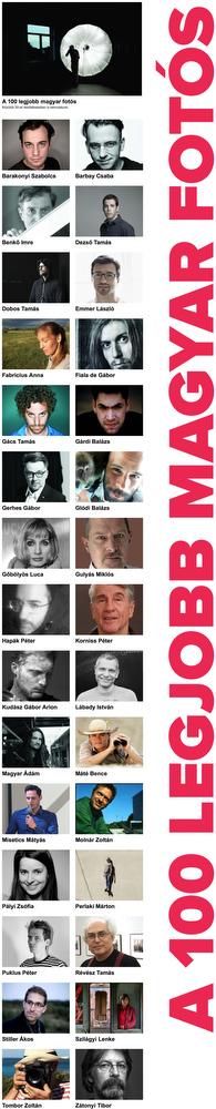 Kreatív Online - A 100 legjobb magyar fotós