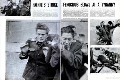 Az '56-os Life egy oldalpárjaTovábbi fotókért katt a képre!