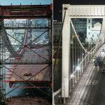 Galériák az 50 éves Erzsébet hídról