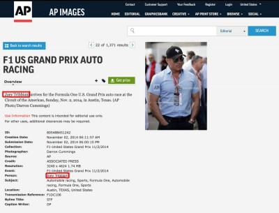 Hibás képaláírás az AP rendszerében