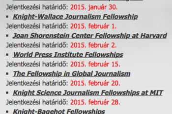 Fellowships2015