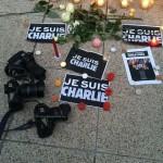 Charlie Hebdo megemlékezések világszerte