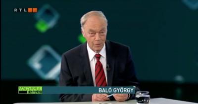 Baló György műsora az RTL2-na képmáshoz fűződő személyiségi jogokról