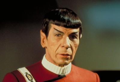 Spock csak a filmekben lett kapitány Forrás: Paramount Pictures