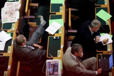 Béli Balázs: Eközben a Parlamentben (2010-2014)