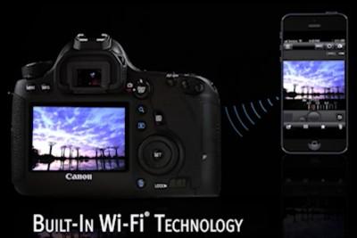 Ritka, mint a fehér hollóNem sok fényképezőgépbe került beépített WiFi