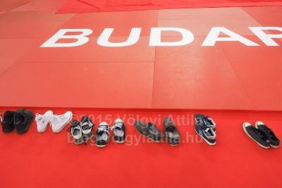 Fotósok cipői a tatami szélénFotó: Völgyi Attila / blog.volgyiattila.hu