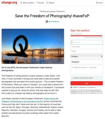 A Change.org aláírásgyűjtéseKatt a képre, hogy te is csatlakozz!