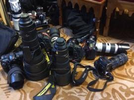 Fotósok lopnak egymástól nagy rendezvényeken – sosem tudhatod, milyen veszélyek leselkednek a holmidra