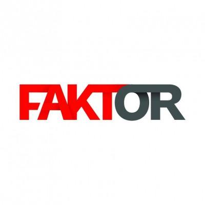A Faktor bosnyák hírportál logójaA faktor.ba címen működik már egy bosnyák hírportál. A név hasonlóság valószínűleg csak a véletlen műve és nem is biztos, hogy tartós lesz.