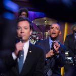 Elnöki beszéd jazz kísérettel
