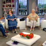 Fotós nők beszélgetnek a Ridikül műsorában