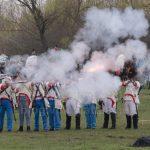 Ismét újrajátszották a Tápióbicskei csatát