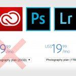 Alattomos árduplázási kísérlet az Adobe-tól