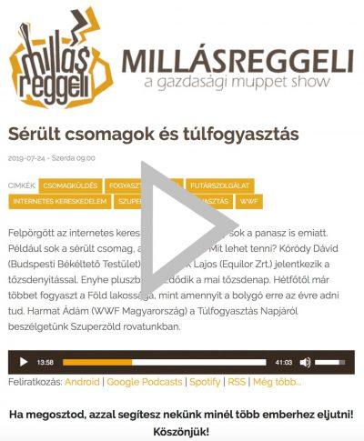 https://millasreggeli.hu/podcast/serult-csomagok-es-tulfogyasztas/