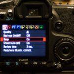 Miért ciripel a fényképezőgéped?