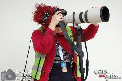 Photo gear stolen at Hungarian F1 Grand Prix