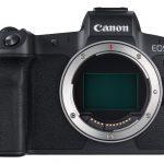 Itt az első Canon full frame MILC: EOS R