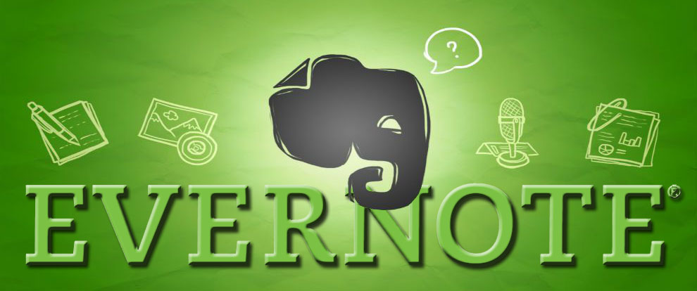 Start using Evernote!