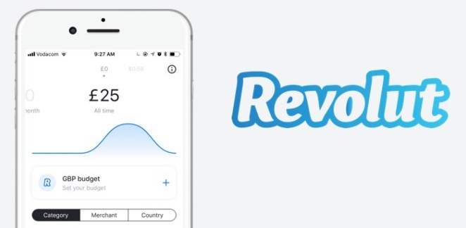 Get your free Revolut card!