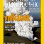 National Geographicen a vulkán