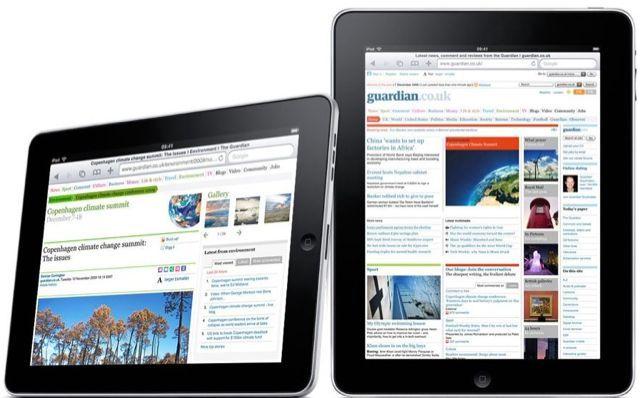 Angol iPad reklám