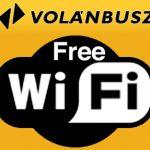 Mától Free WiFi a Volán buszain